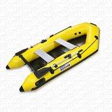 Aquaparx 280PRO MKII Opblaasbare Boot Geel_