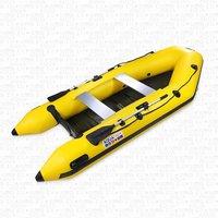 Aquaparx 330PRO MKII Opblaasbare Boot Geel