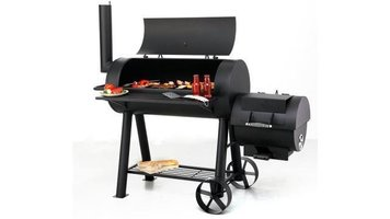 Tepro Milwaukee Houtskool Smoker Barbecue