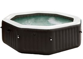 Intex 28456 PureSpa Jet en Bubble 6-Persoons Opblaasbare Spa