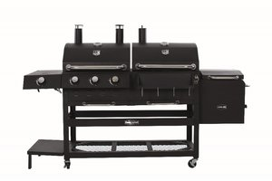 BBGrill Grand Canyon Houtskool-Gasbarbecue (Model 2019)