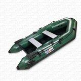 Aquaparx 280PRO MKII Opblaasbare Boot Groen_