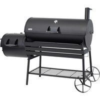 Tepro Natchez Houtskool Smoker Barbecue