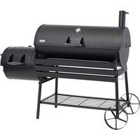 Tepro Natchez Houtskool Smoker Barbecue