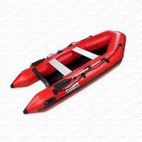 Aquaparx 330PRO MKII Opblaasbare Boot Rood
