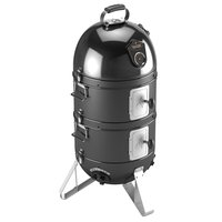 Fornetto Razzo Smoker 46cm Midnight Black