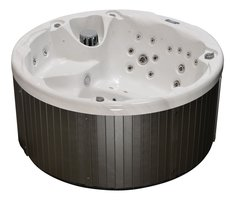 Infinity Spa Rond Garda 5-Persoons Jacuzzi