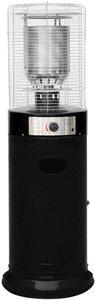 Sunred LH15B Propus Lounge Heater Zwart