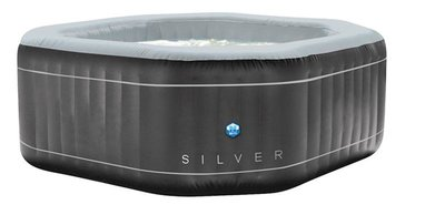 NetSpa Silver 5 Persoons Opblaasbare Spa
